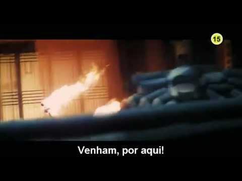 Trailer do filme Flecha: A Última Arma