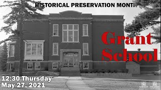 video thumbnail: History Chats | Grant School
