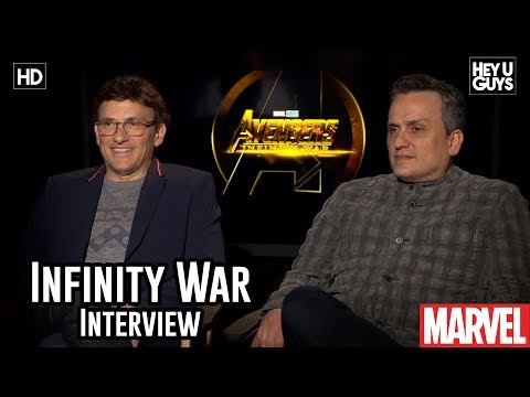 Directors Anthony Russo & Joe Russo on Thanos and making the ultimate Avengers film - Infinity War Mp3