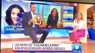 """Entrevista Cecilia Suárez (""""Paulina de la Mora"""")"""