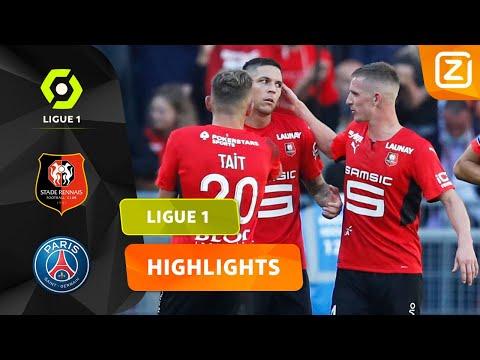 WAT EEN BEGIN VAN DE TWEEDE HELFT! 😵   Rennes vs PSG   Ligue 1 2021/22   Samenva