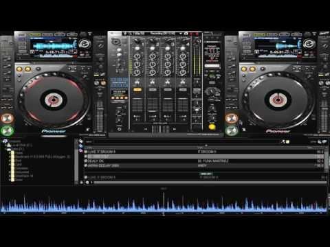 [SBD] AGUEZT GOLAN ON THE MIX VIRTUAL DJ PRO 7 SKIN NEXUS 2000 HARD PLANET 2 NEWTON BATAM