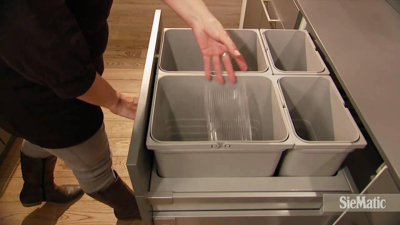 Design Vuilbak Keuken : Keuken Afvalsysteem
