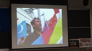 YouTube動画:《2008長野聖火リレー》中国人達によるフリーチベットデモ妨害事件未公開映像2018.4.22#1記念集会【 FREE TIBET 長野チベットデモから10年】アジア自由民主連帯協議会