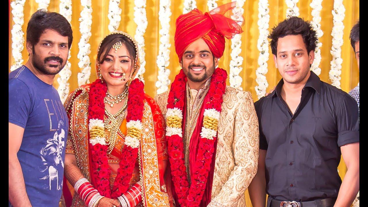 Tamil actor shaam family photos