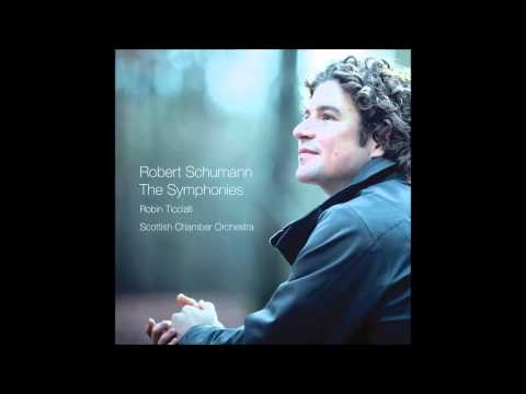 Robin Ticciati and the Scottish Chamber Orchestra perform Schumann