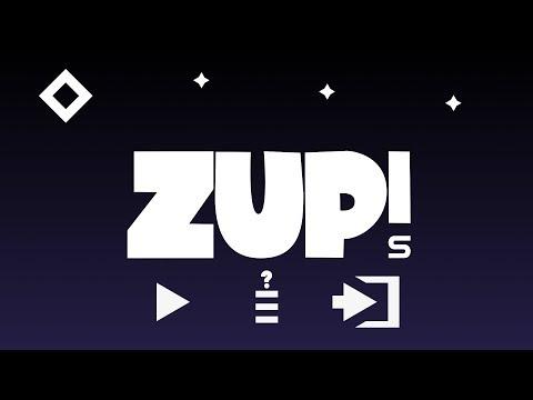 Zup! S Прохождение всех уровней