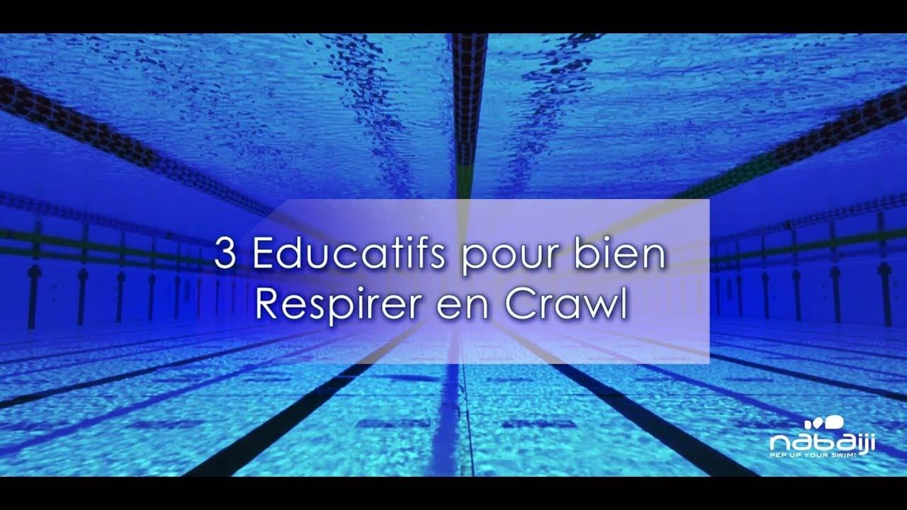 Respirer en crawl