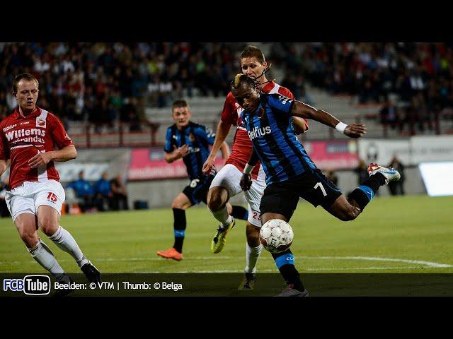 2012-2013 - Jupiler Pro League - 05. RAEC Bergen - Club Brugge 1-3