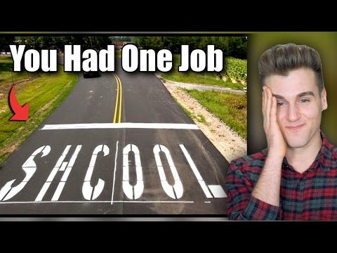 Thumbnail: You Had One Job (Funny Fails)
