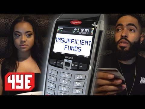 Thumbnail: INSUFFICIENT FUNDS ON A DATE