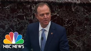 Adam Schiff: 'We're Not Here To Make This Easy' | NBC News