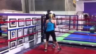 Kogan Self-Defense Video - Teach a woman to kick a man's butt
