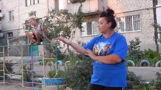 Взаимные обвинения жителей ул.Глинки, 3
