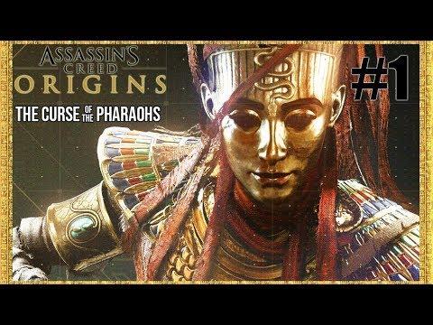 Assassin's Creed Origins The Curse of the Pharaohs[16]: - วันที่ 29 Mar 2018