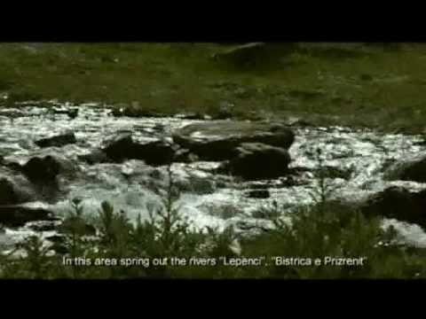 Die sieben Natur Wunder des Kosovo / The seven natural wonders of Kosova - Ⅰ