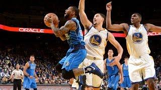 Mavs Call-Up Pierre Jackson Highlights vs. Warriors