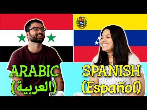 Similarities Between Spanish and Arabic
