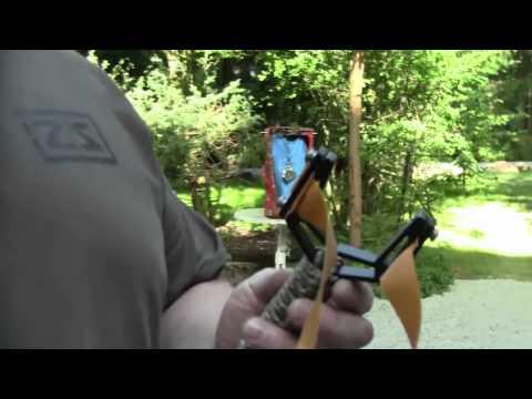 Montie Gear Y-Shot Slingshot