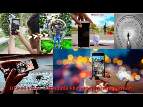 DLF 20 - 2nd event mobile photography competition