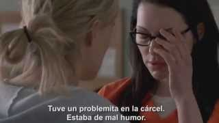 Orange Is The New Black - Season 3 3x01 Piper & Alex Scenes Pa…