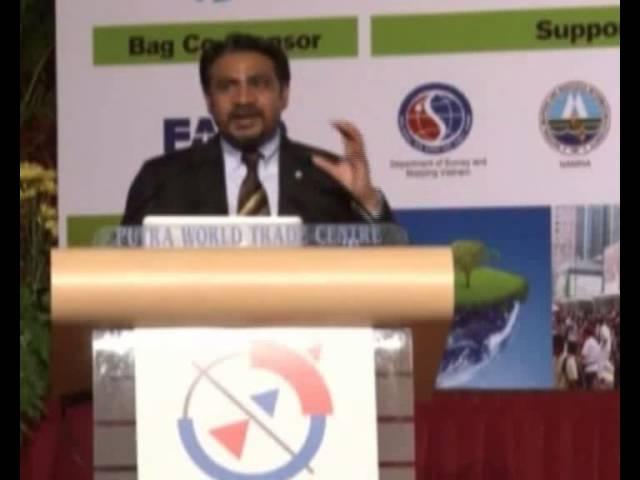 Asia Geospatial Forum 2013 Inaugural Session Sanjay Kumar