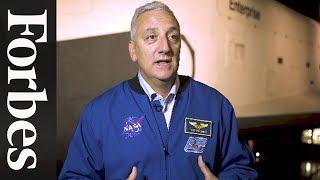 Former NASA Astronaut Michael Massimino on Solar Eclipse    Forbes