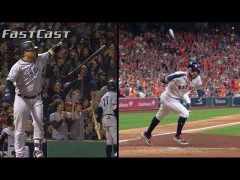 MLB.com FastCast: Yankees even up series: 10/6/18