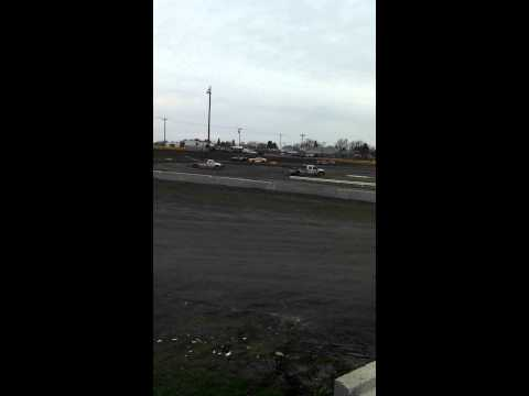 Chris Serr Casino Speedway heat May 4 2014