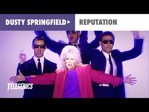 Dusty Springfield - Reputation (Official Music Video)