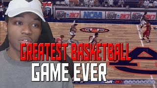 THEY DON'T MAKE BASKETBALL GAMES LIKE THIS ANYMORE | COLLEGE HOOPS 2K7
