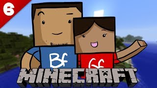 BF/GF Minecraft (EP.6) ANGRY GOAT ATTACK!