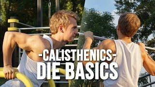 Die Basics - Grundübungen zum Anfangen mit Calisthenics [fullHD]