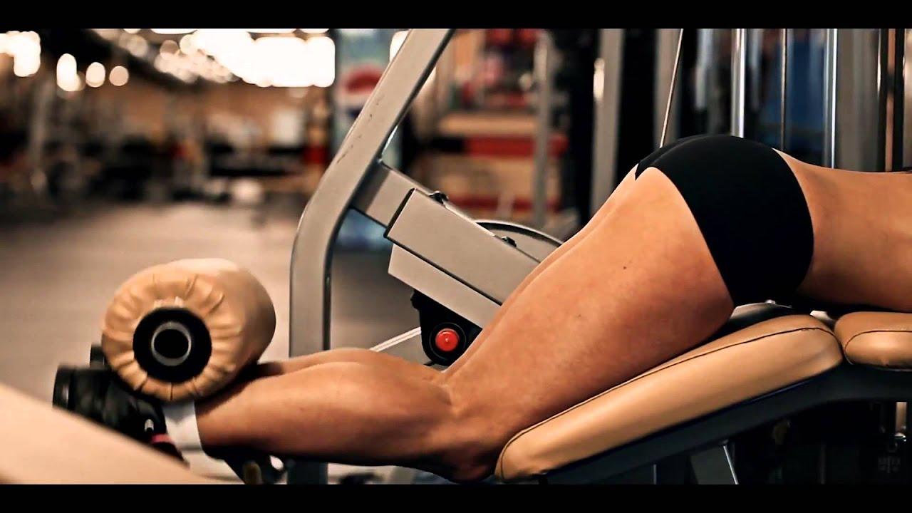 Юлия Селезнева Тренер, фитнес спортсменка - YouTube