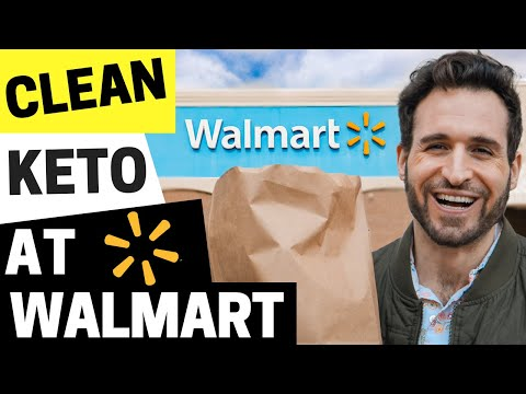 Top 25 CLEAN KETO WALMART FINDS RIGHT NOW 2021   Keto Walmart Grocery Haul And Shopping List