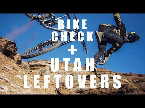 UTAH Leftovers + NS BIKES Fuzz Bike Check GODZIEK BROTHERS