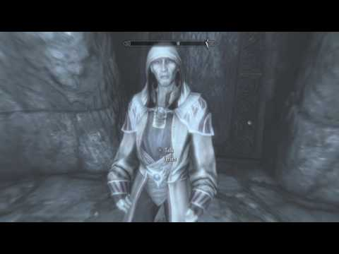 Skyrim special edition: Under Saarthal quest guide with Tolfdir (Pt.1)
