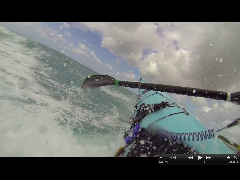 Chasing the Mirage EPIC sea kayaking trip Moreton Australia