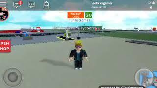 Roblox #2 : chơi Super hero tycoon