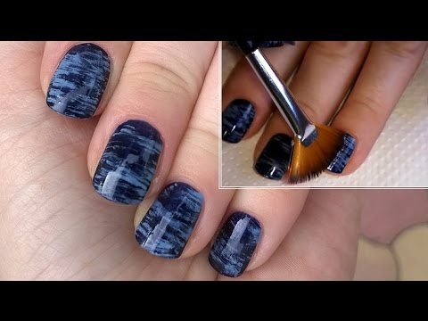 Paint your nails with multi effect fan brush diy easy striped paint your nails with multi effect fan brush diy easy striped nail art for beginners 1 prinsesfo Image collections