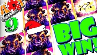 ★HUGE BUFFALO GRAND WIN★ SLOT PLAY BIG WIN | SlotTraveler's MAX BET JOURNEY PART 2