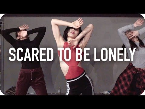 Scared To Be Lonely - Martin Garrix & Dua Lipa / Lia Kim Choreography