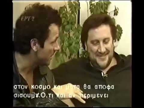 Stranglers 1985 07 27 Interview + live @ Rock in Athens