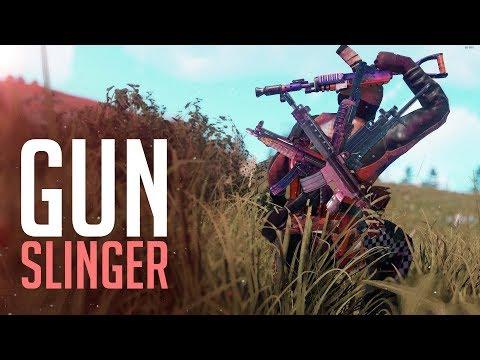 THE GUNSLINGER - Rust