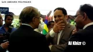 Les amours politiques: Ramgoolam & Ganoo • (Tousse Sali)