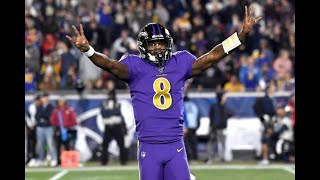 Baltimore Ravens QB Laṁar Jackson Has Been Ranked #1 On The NFL Top 100 List, Did He Deserve It?