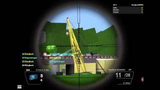 roblox COR Last Strike sniper montage