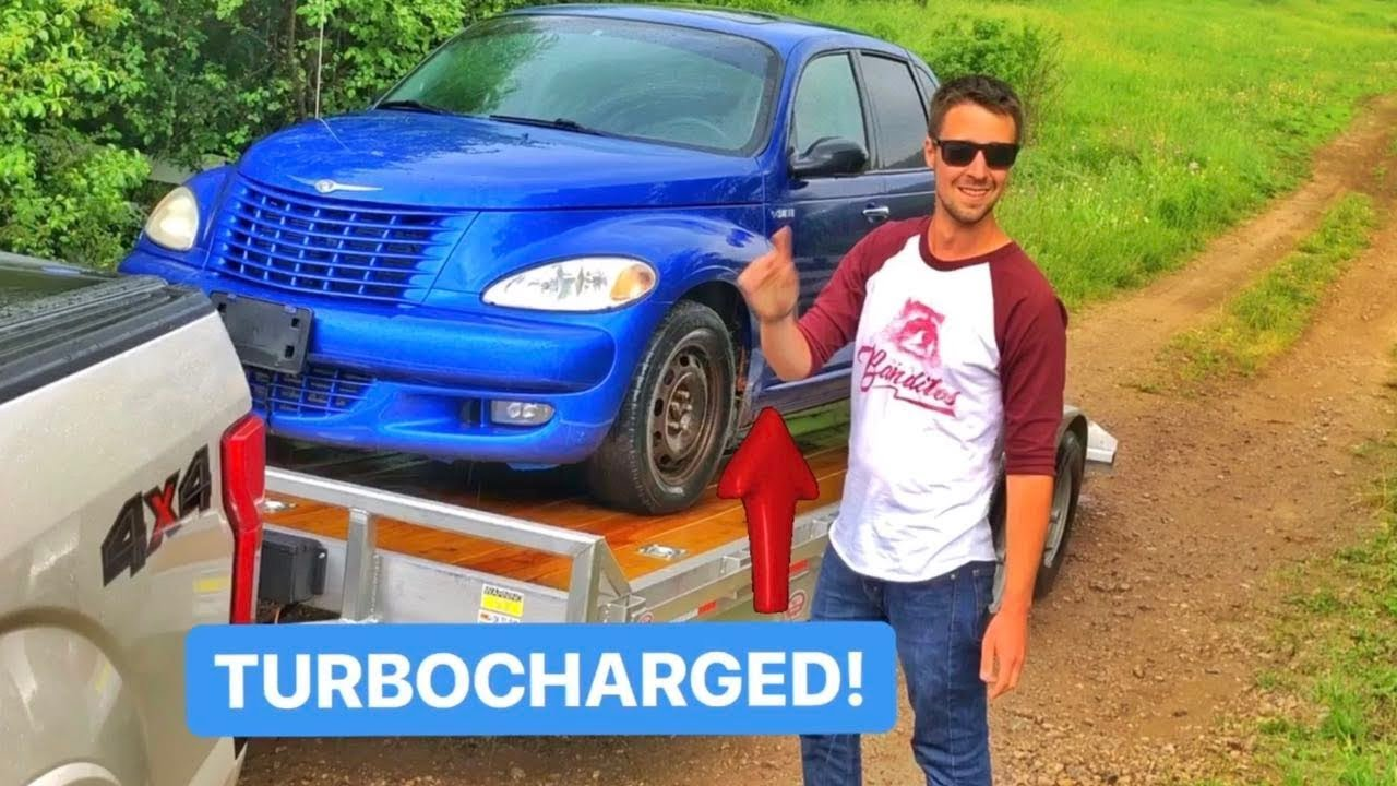 NEW TURBOCHARGED PT Cruiser!