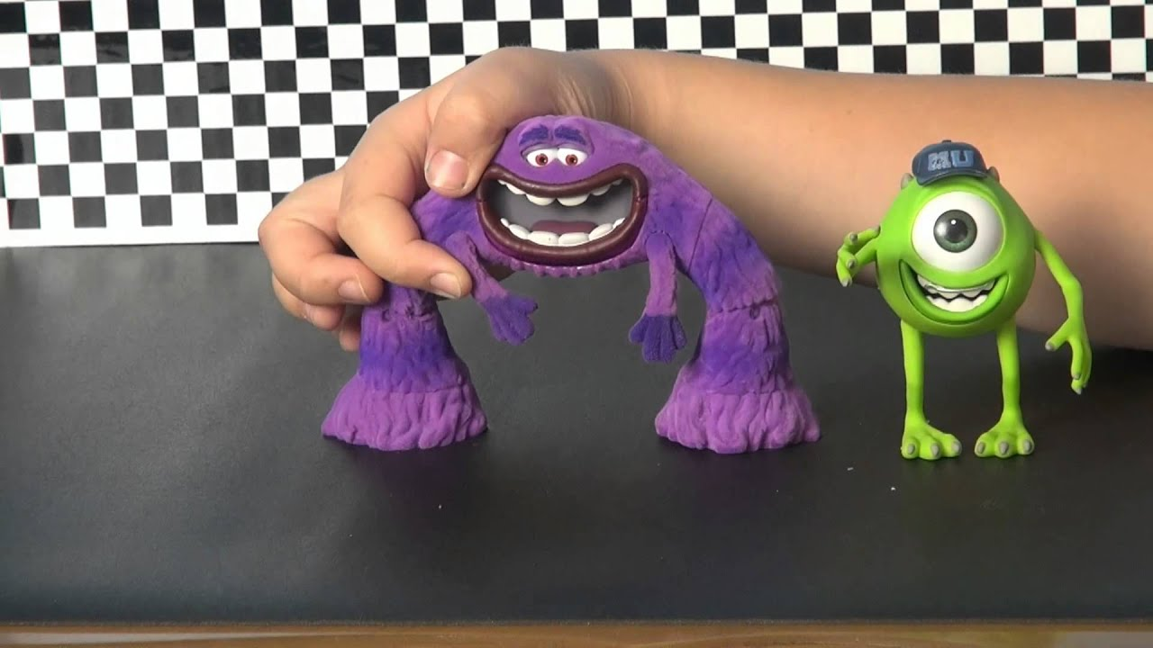 Mike and Johnny Monsters University
