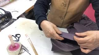 옷수선 교실 12번째 면바지 종류 카브라 만드는 방법 …